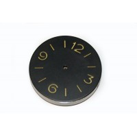 No Sub Dial 37mm 3 Piece Dial